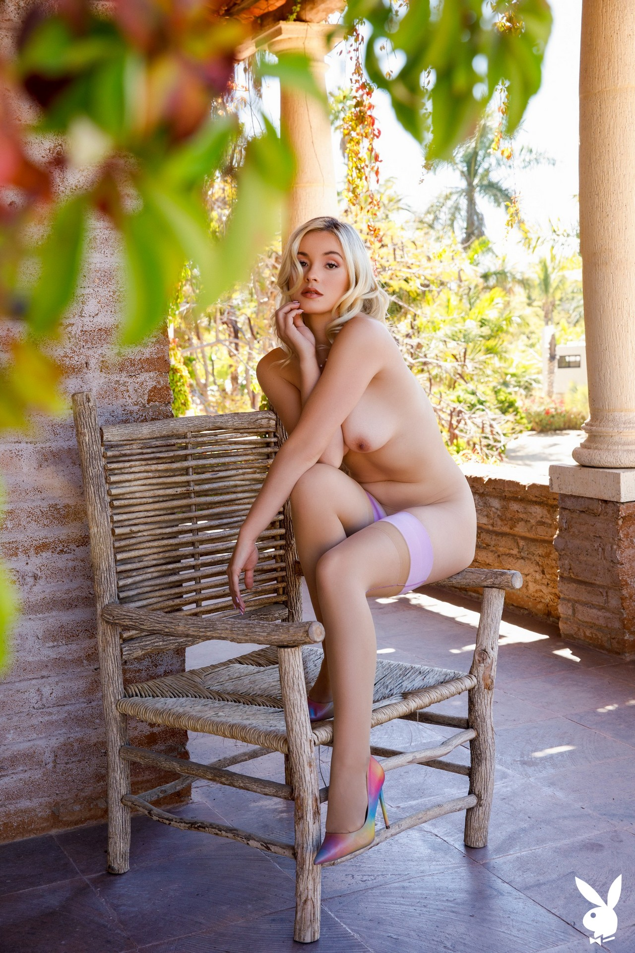 Meg Cyria In Woodland Retreat Playboy Plus (31)
