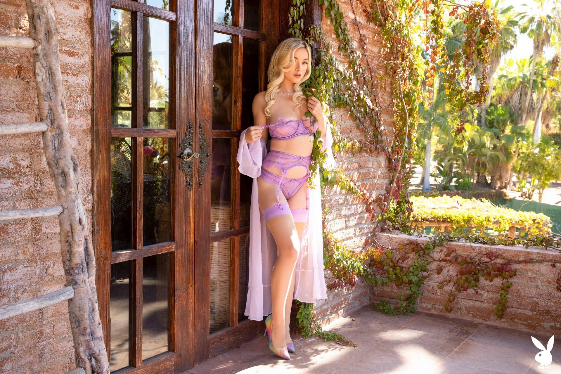 Meg Cyria In Woodland Retreat Playboy Plus (6)