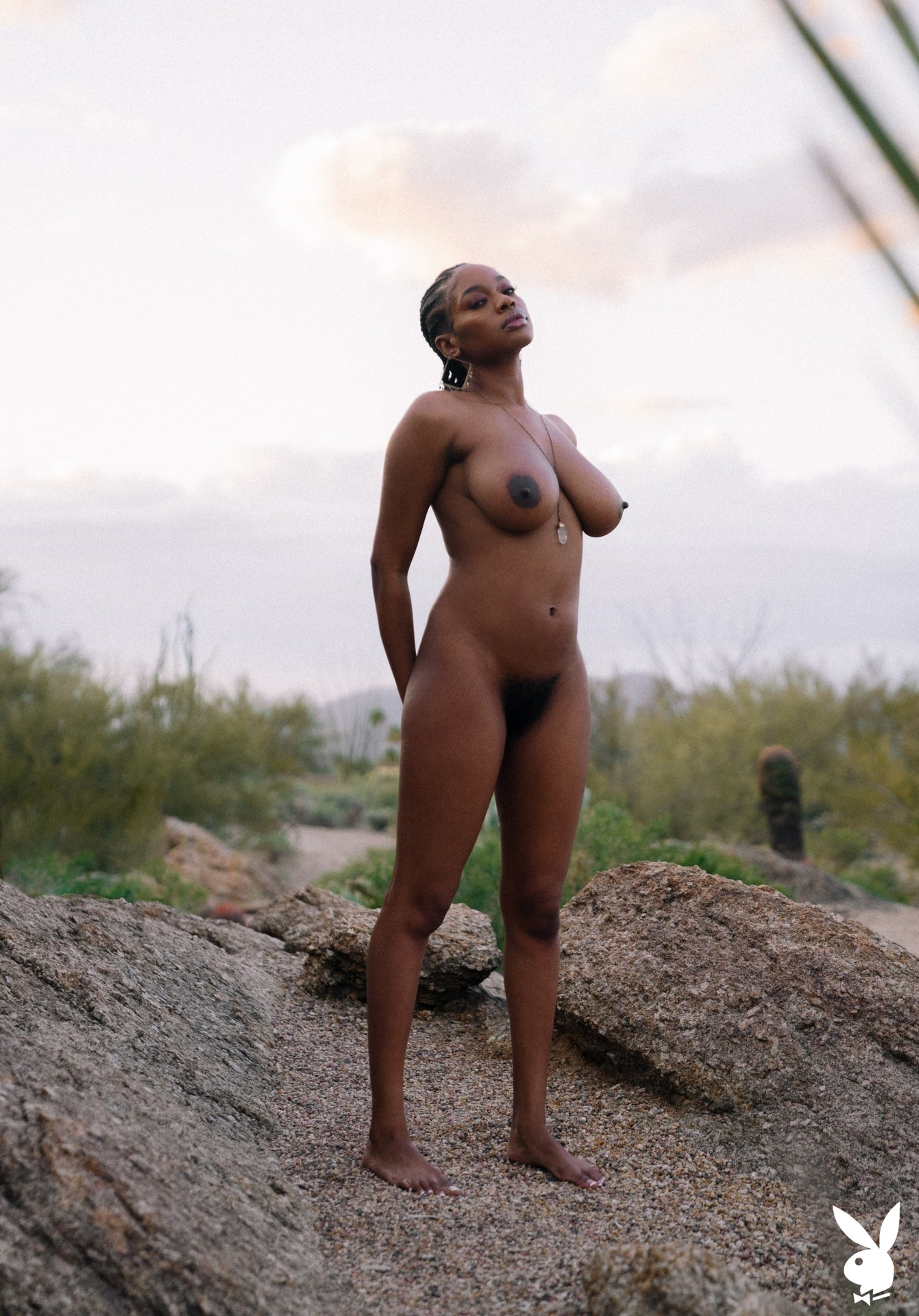 Nyla In Embracing Nature Playboy Plus (30)