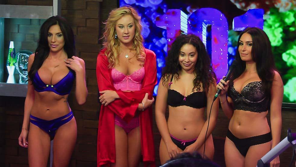 Playboy Morning Show, Season 12, Ep. 582