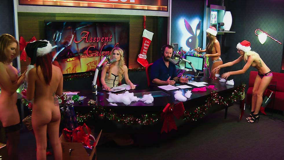 Playboy Morning Show, Season 12, Ep. 587