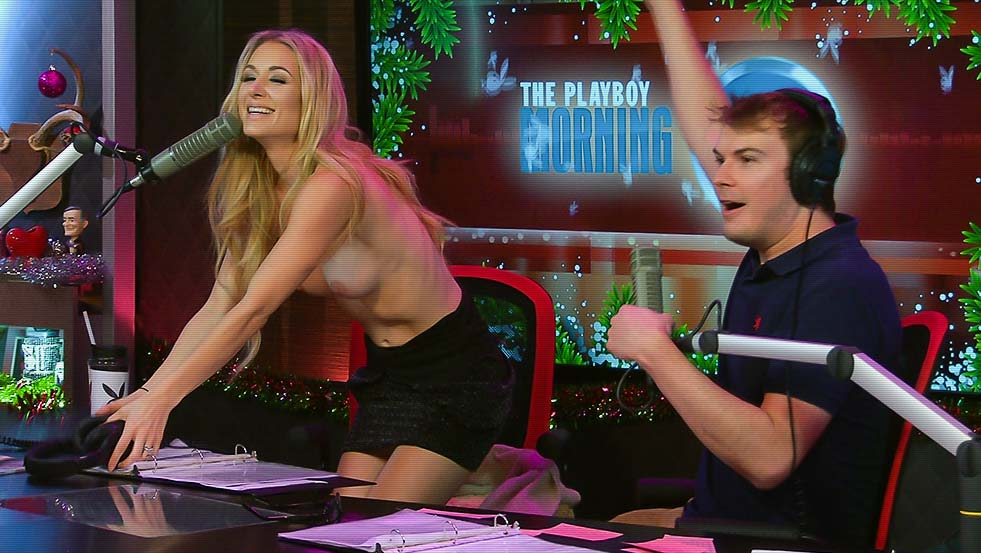 Playboy Morning Show, Season 12, Ep. 597