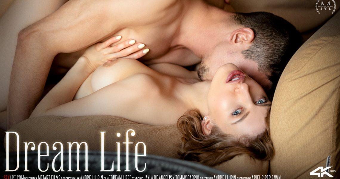 Sex Art With Jayla De Angelis In Dream Life