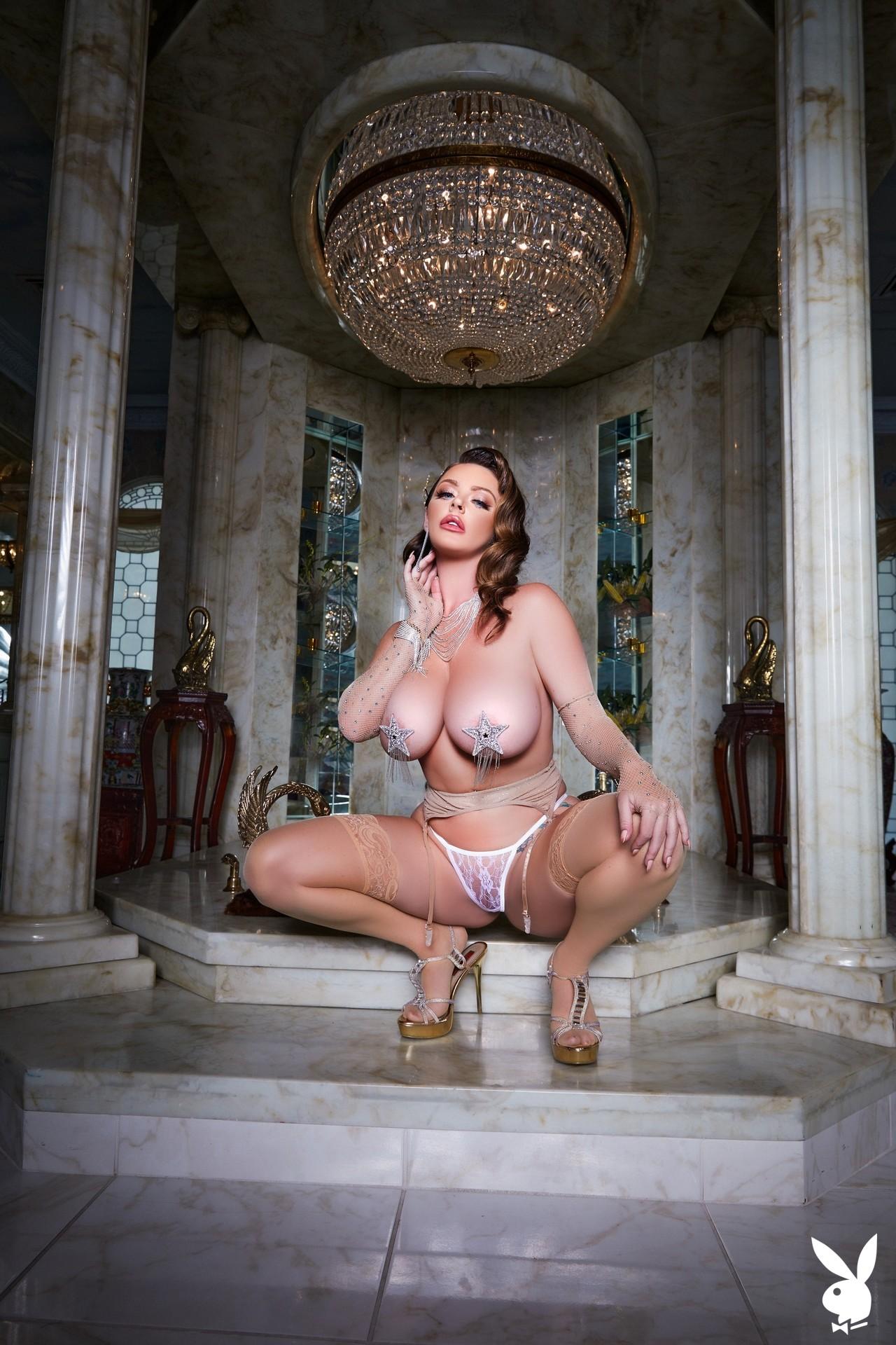 Sophie Dee In Shooting Stars Playboy Plus (1)