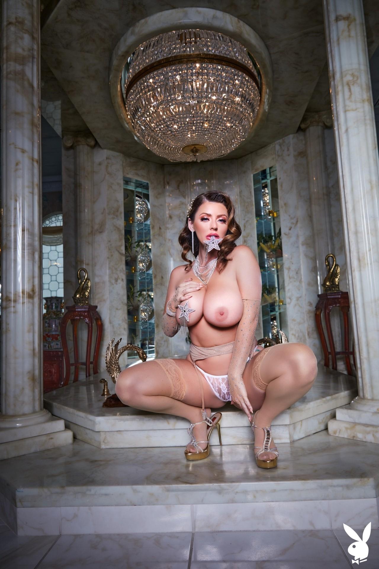 Sophie Dee In Shooting Stars Playboy Plus (4)