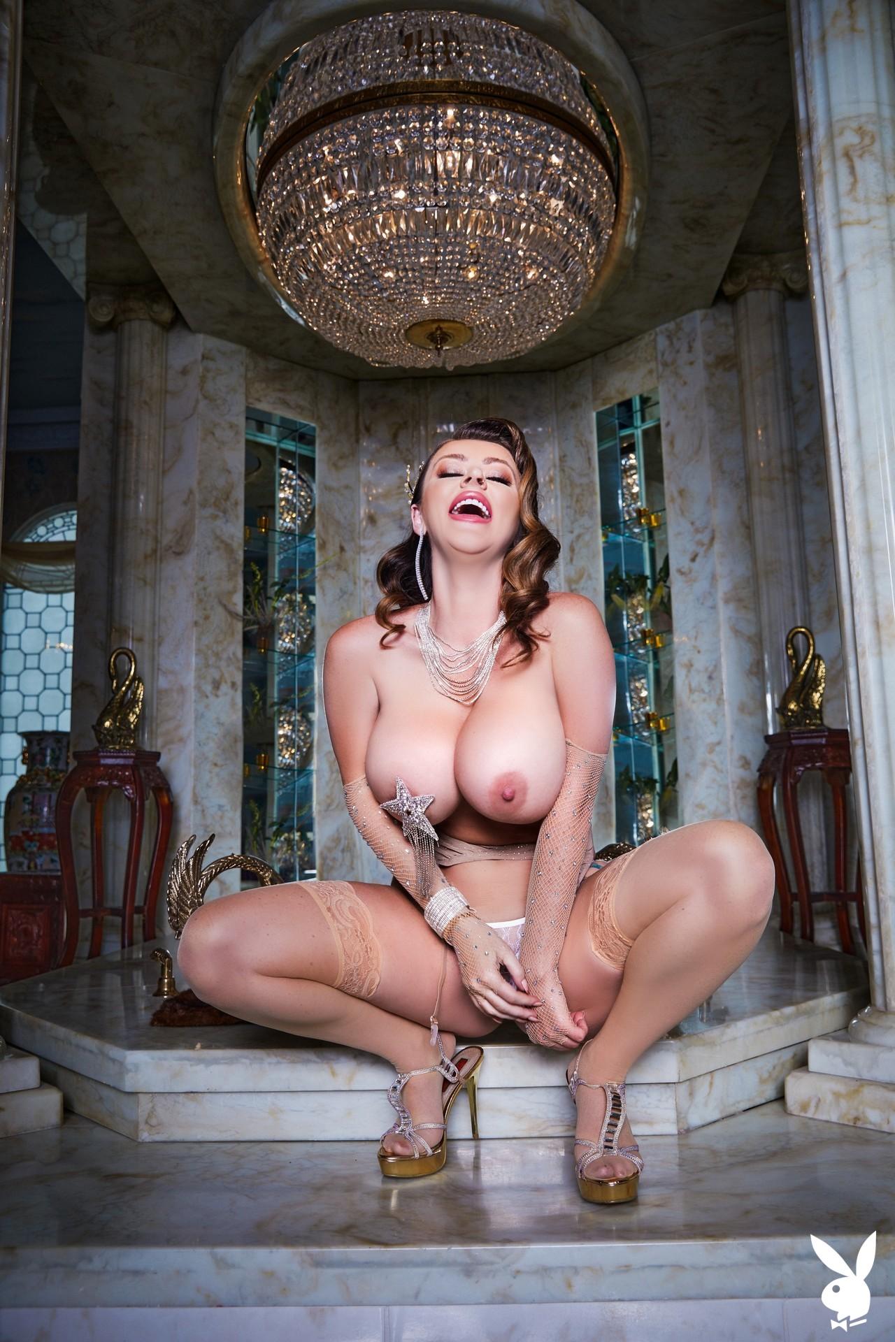 Sophie Dee In Shooting Stars Playboy Plus (5)