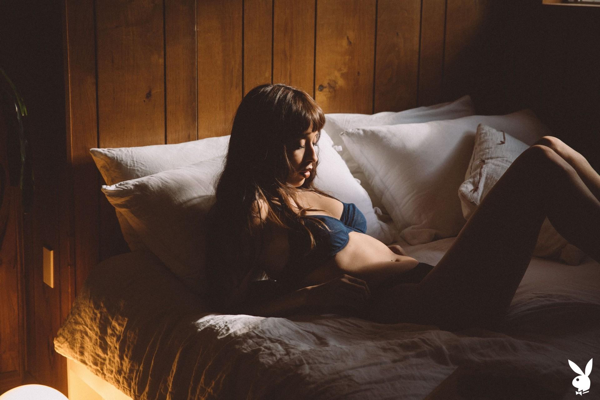 Steph In Close Quarters Playboy Plus (14)