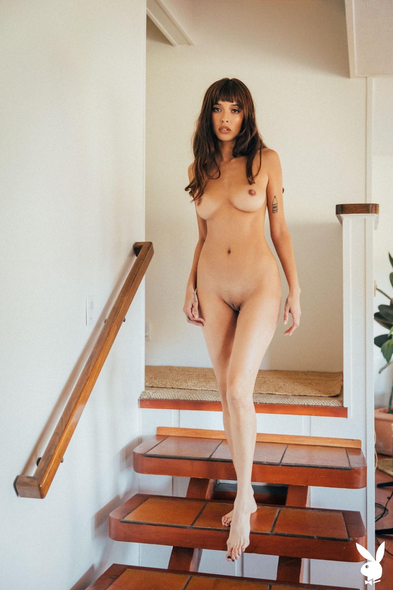 Steph In Close Quarters Playboy Plus (30)