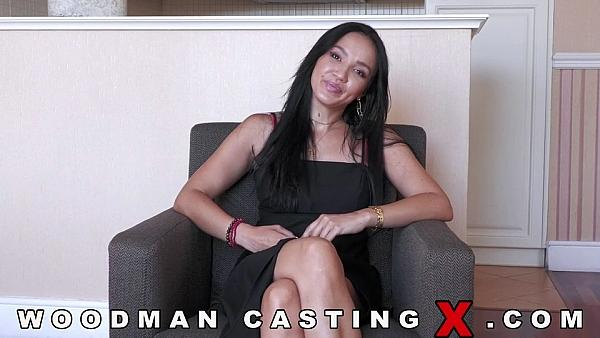 Woodman Casting X With Asia Vargas In Casting