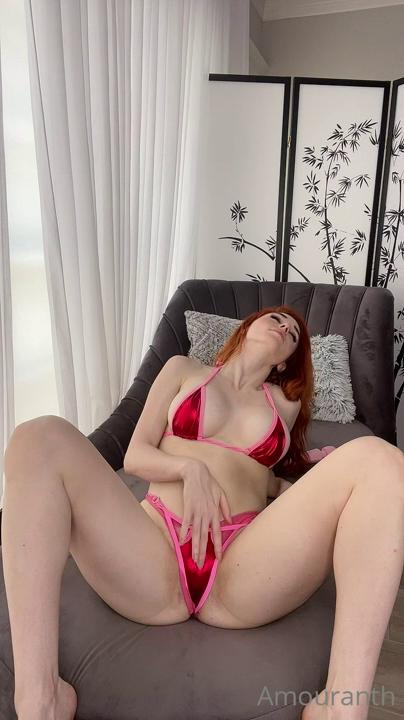 Amouranth Pink Vibrator Onlyfans Video Leaked Qlrrcu