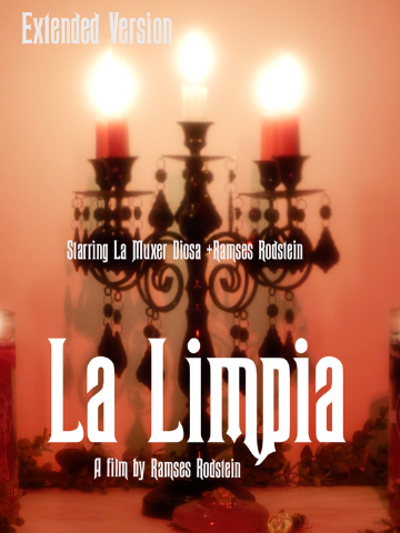 Cover Ramses Rodstein La Limpia Extended