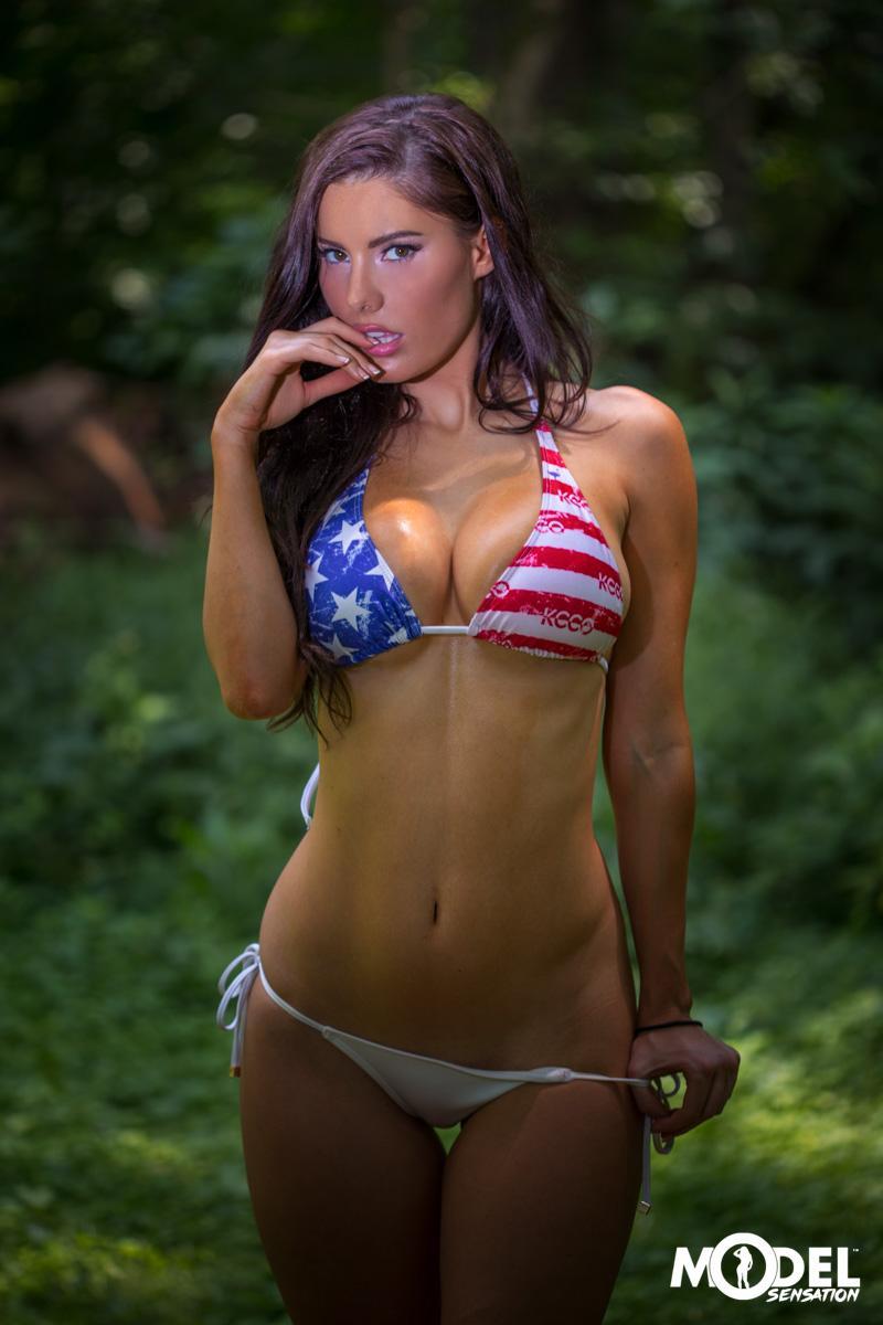 Erin Olash 4th Of July Bikini Photoshoot Leaked Bvvuof