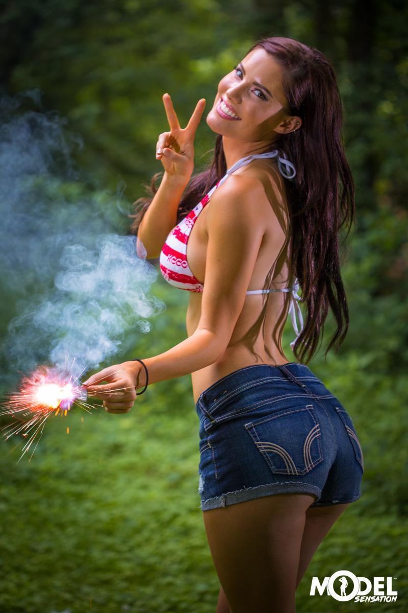 Erin Olash 4th Of July Bikini Photoshoot Leaked Cehdbu