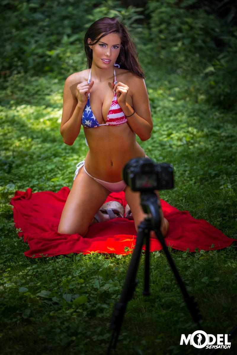 Erin Olash 4th Of July Bikini Photoshoot Leaked Icpulg
