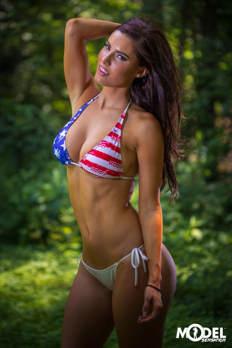 Erin Olash 4th Of July Bikini Photoshoot Leaked Pxpxgu