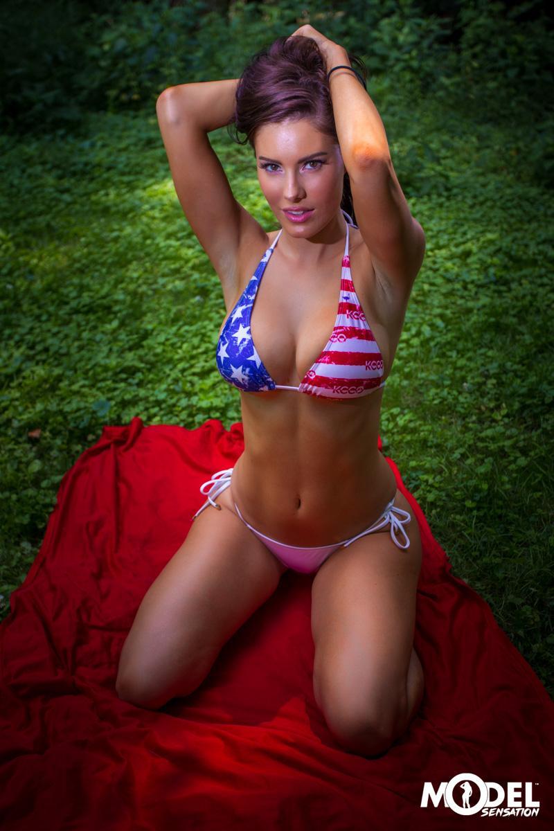Erin Olash 4th Of July Bikini Photoshoot Leaked Rdknkm
