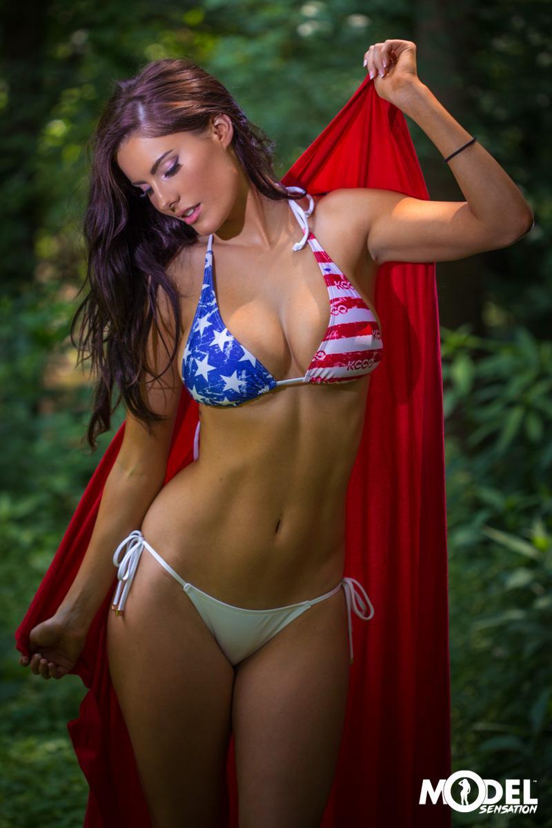 Erin Olash 4th Of July Bikini Photoshoot Leaked Uvtvnl