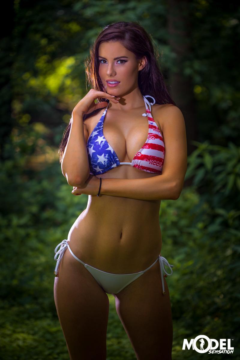 Erin Olash 4th Of July Bikini Photoshoot Leaked Xdmiel