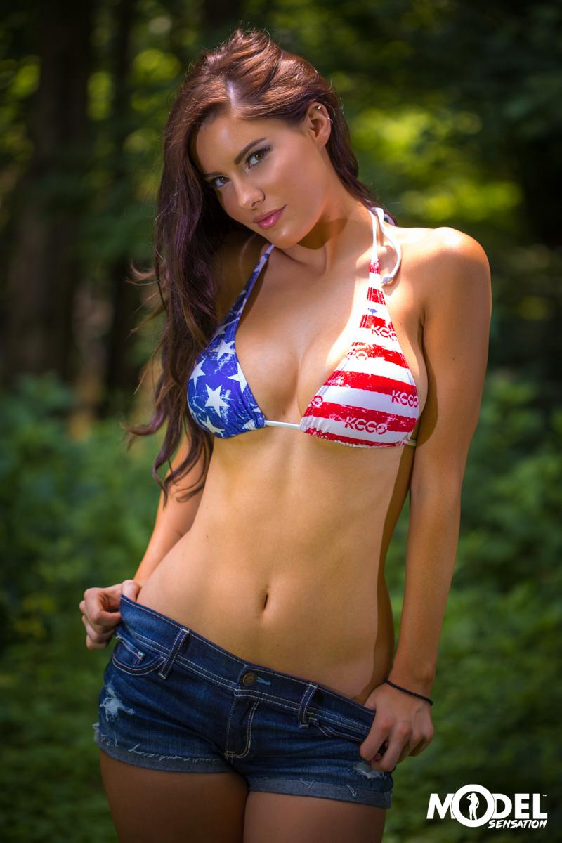 Erin Olash 4th Of July Bikini Photoshoot Leaked Yxvyzn