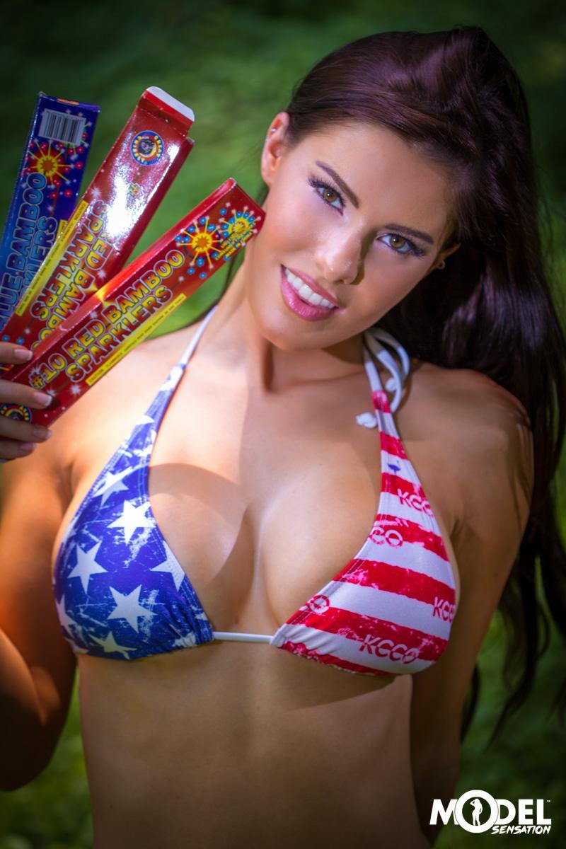 Erin Olash 4th Of July Bikini Photoshoot Leaked Zthihd