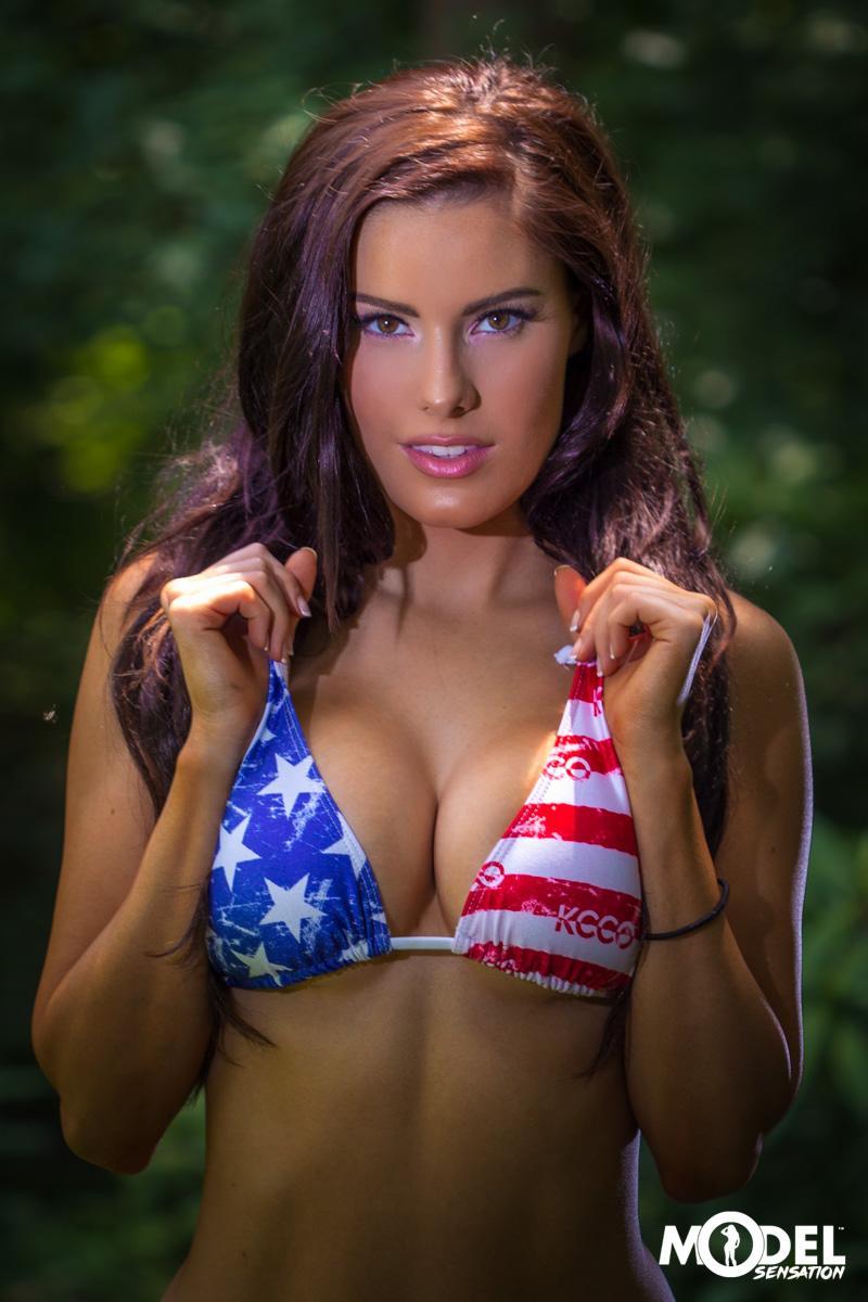 Erin Olash 4th Of July Bikini Photoshoot Leaked Zurnub