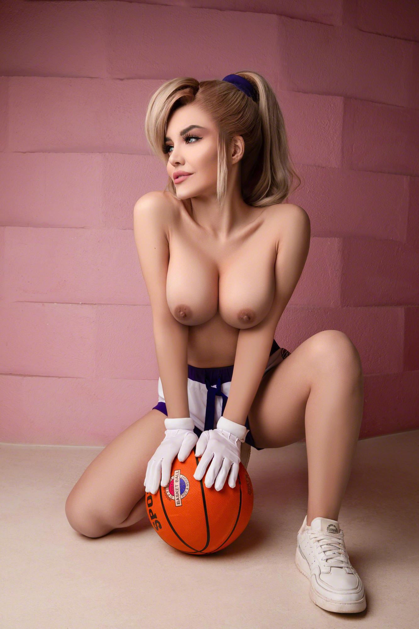 Kalinka Fox Nude Lola Bunny Space Jam Cosplay Leaked Cuvrug