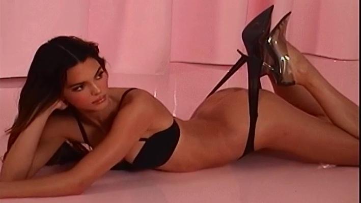 Kendall Jenner Skims Thong Photoshoot Leaked Plcqkq