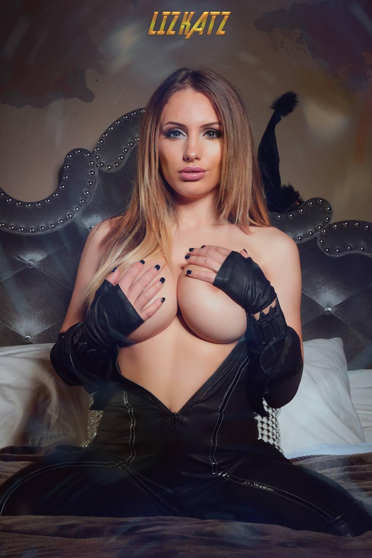 Liz Katz Topless Black Widow Cosplay Onlyfans Set Leaked Uzobuw