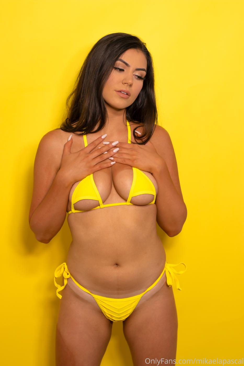 Mikaela Pascal Tan Line Onlyfans Set Leaked Ctfcow