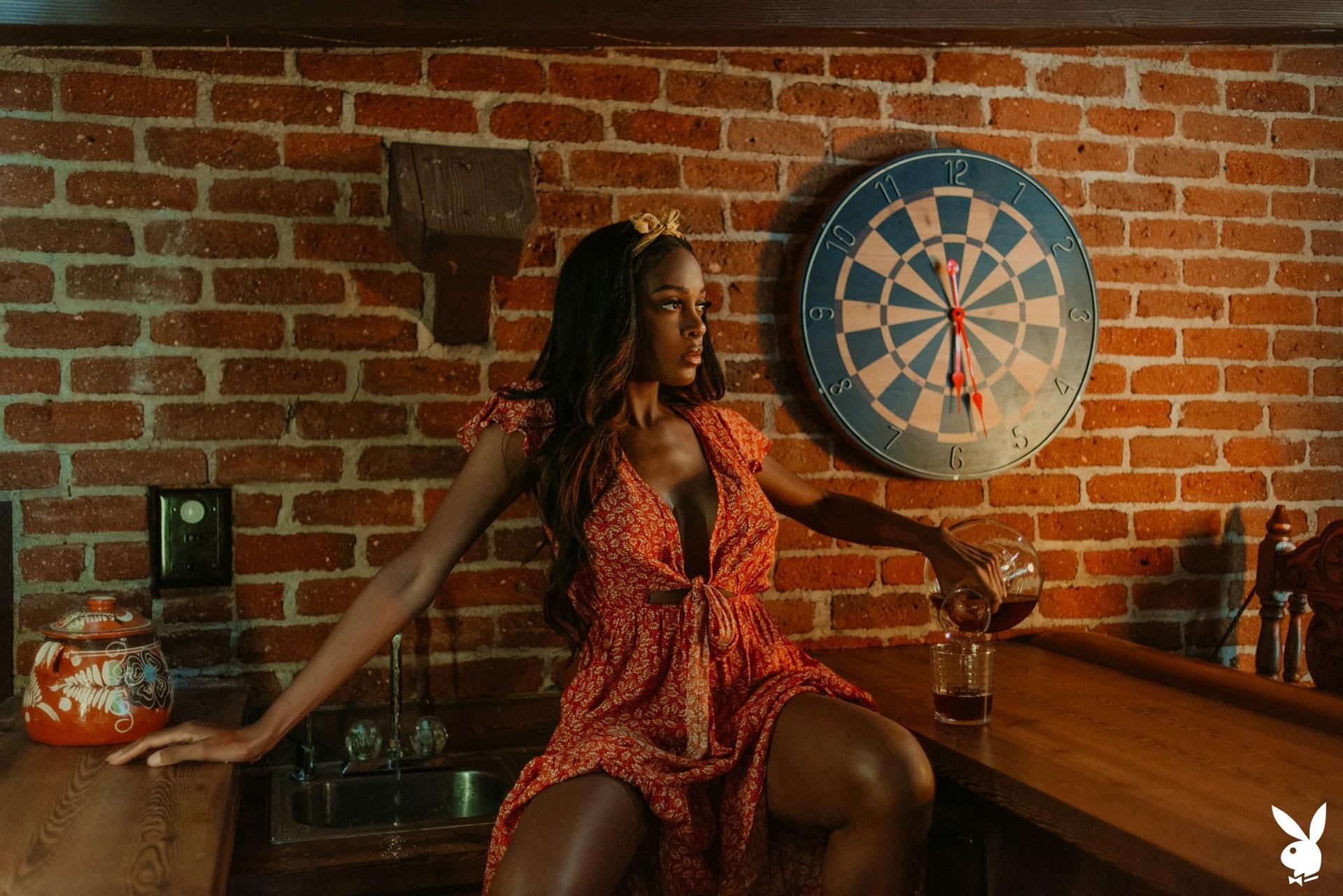 Amber Rose In Making Shots Playboy Plus (1)