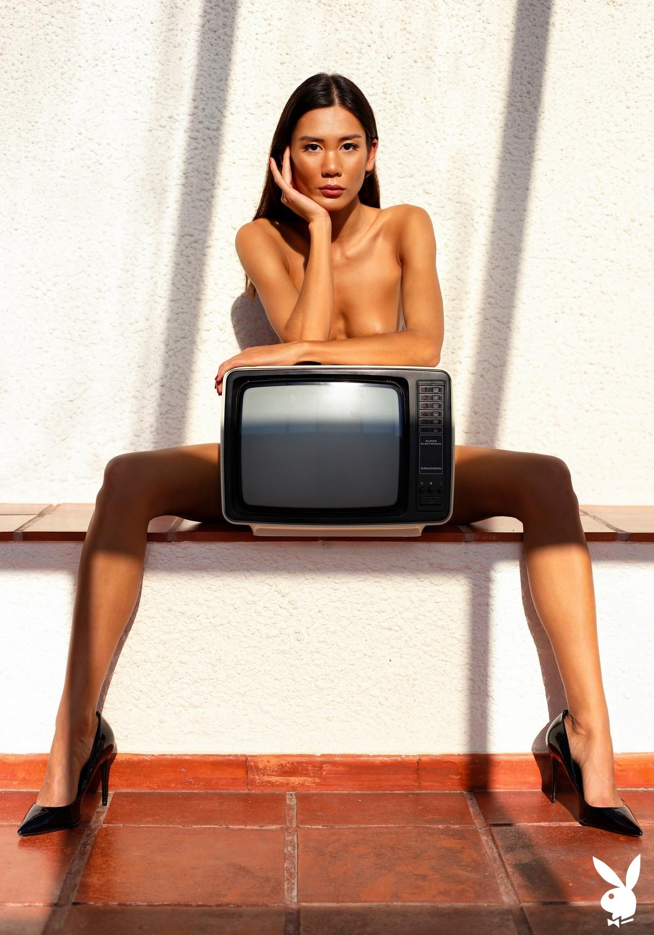 Cledia Fortin For Playboy International Playboy Plus (4)