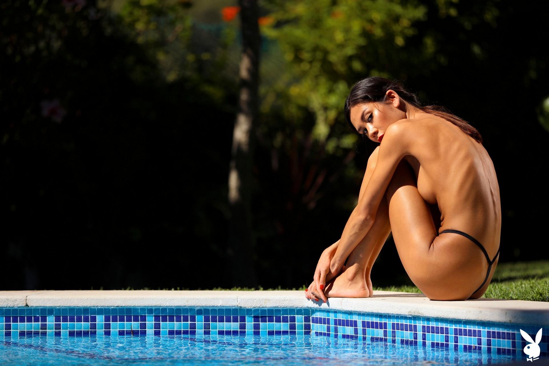 Cledia Fortin For Playboy International Playboy Plus (7)