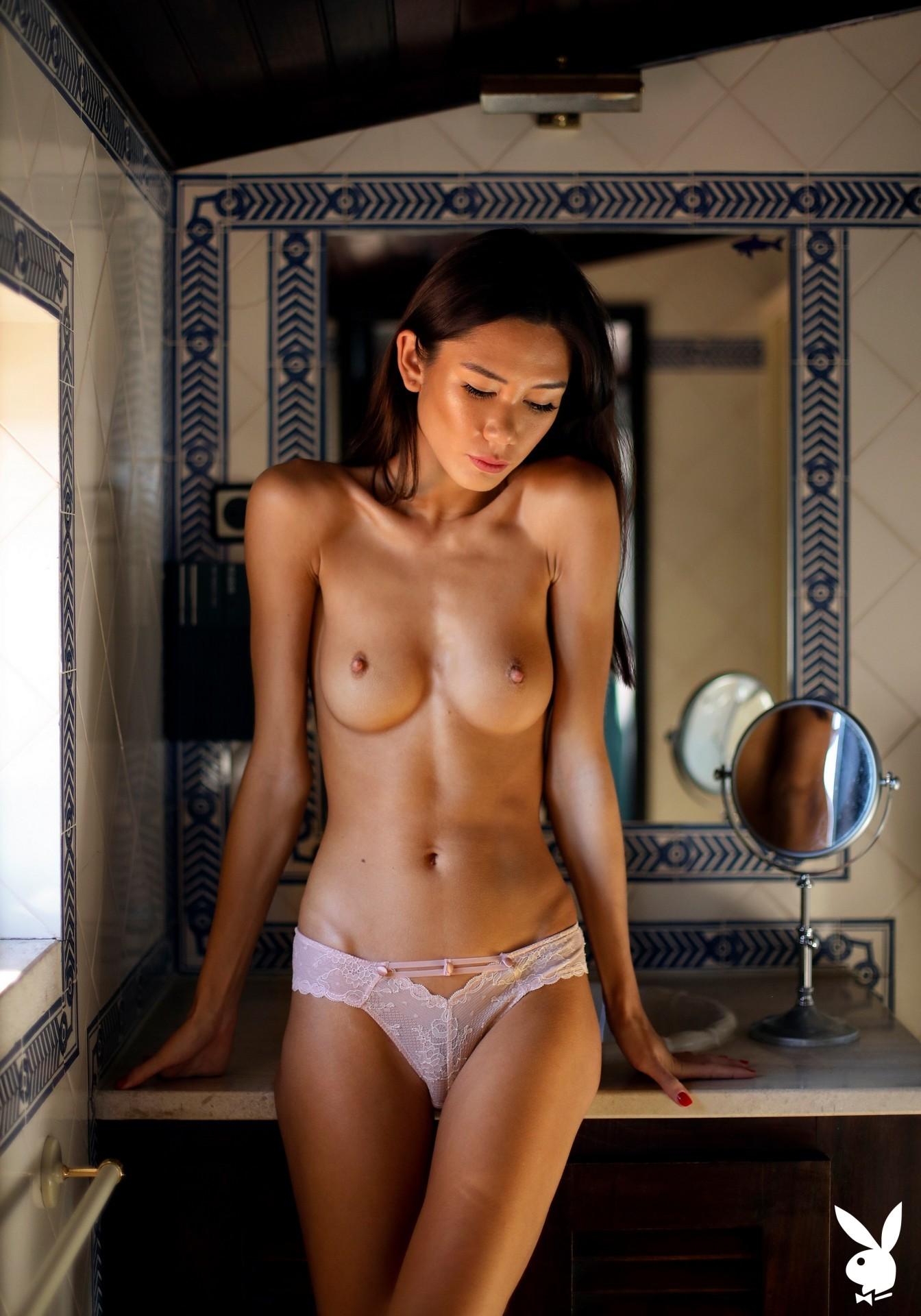Cledia Fortin For Playboy International Playboy Plus (8)