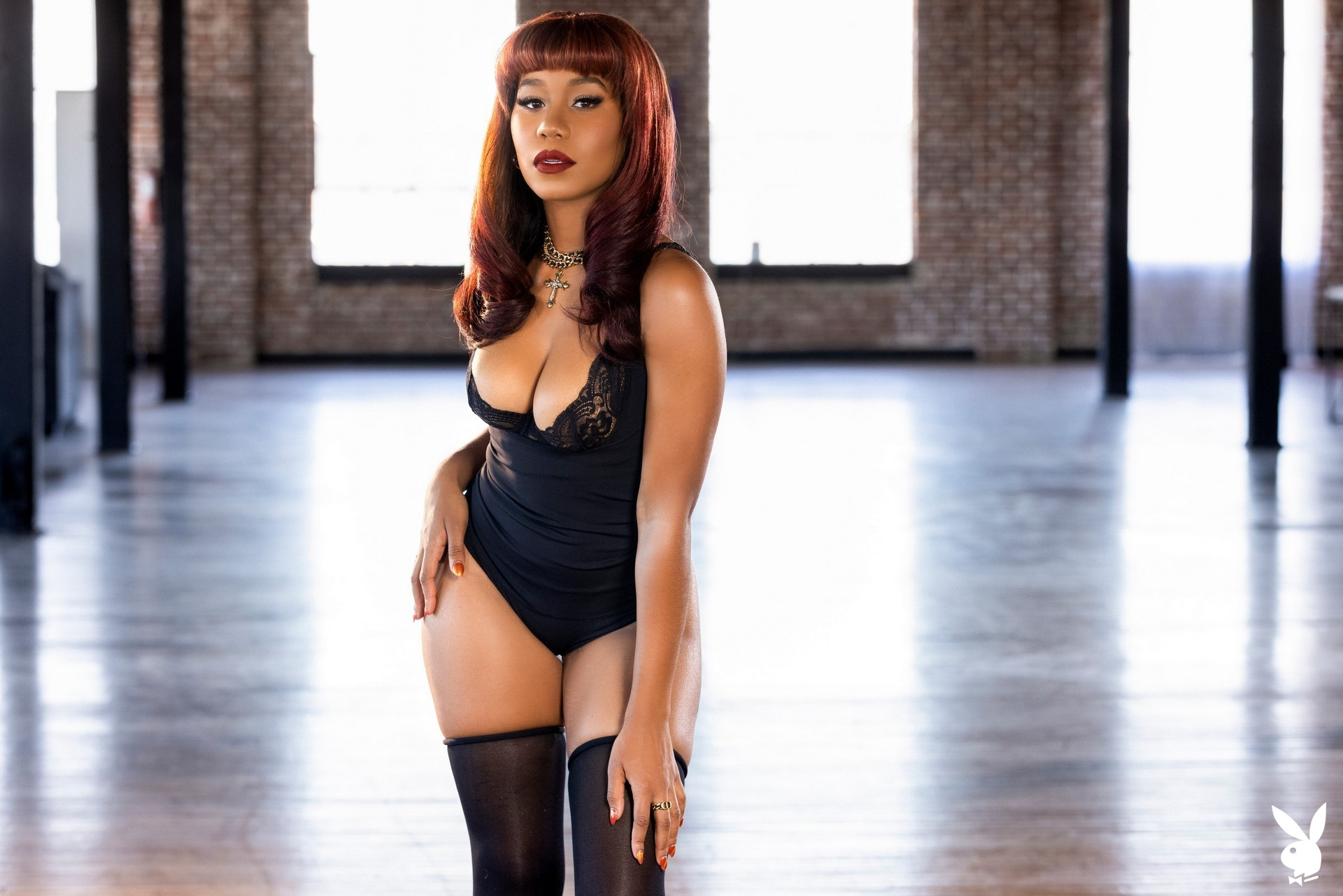Jenna Foxx In Filled With Desire Playboy Plus (1)