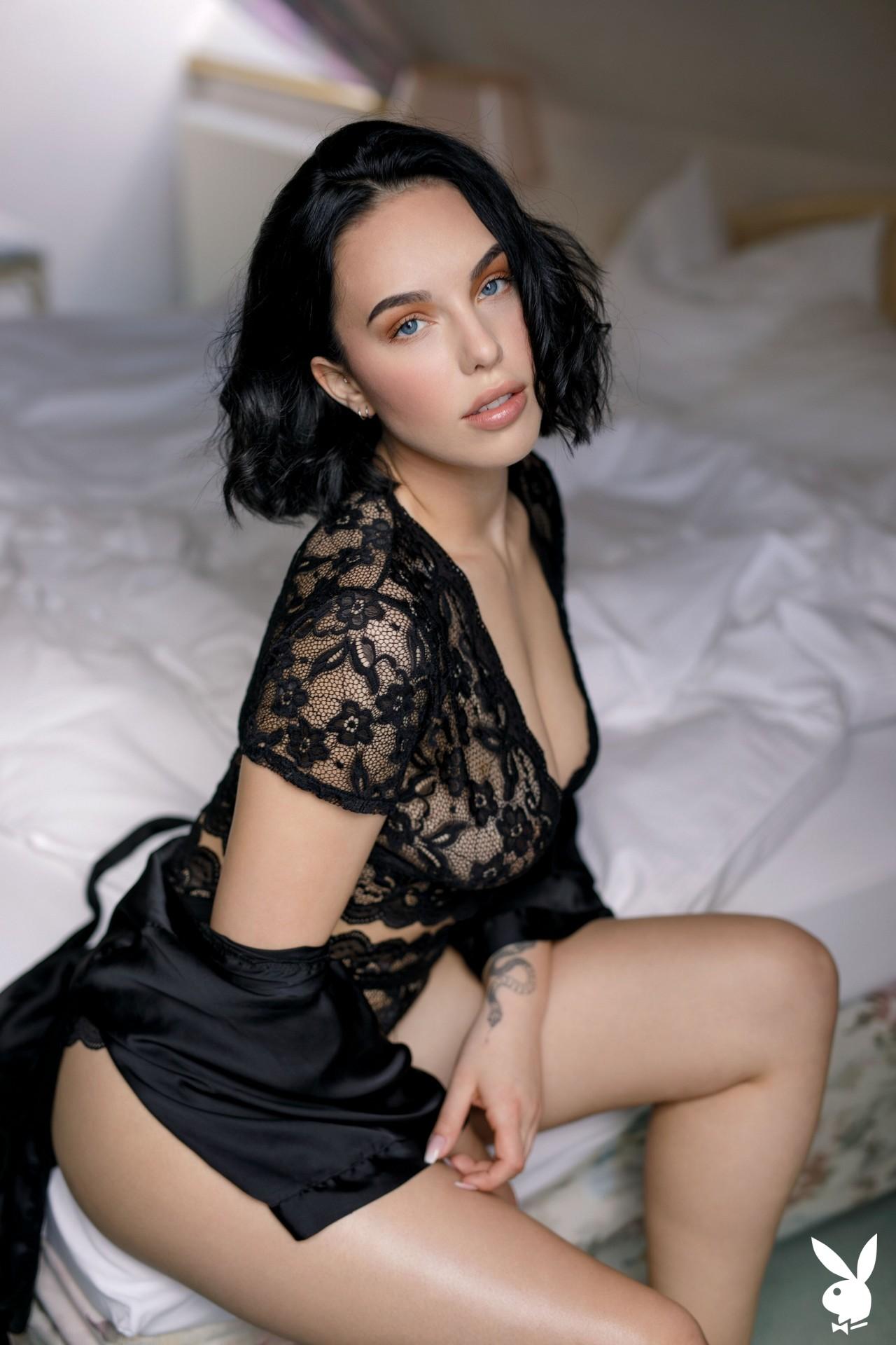 Marisa Ehret In Quiet Confidence Playboy Plus (1)