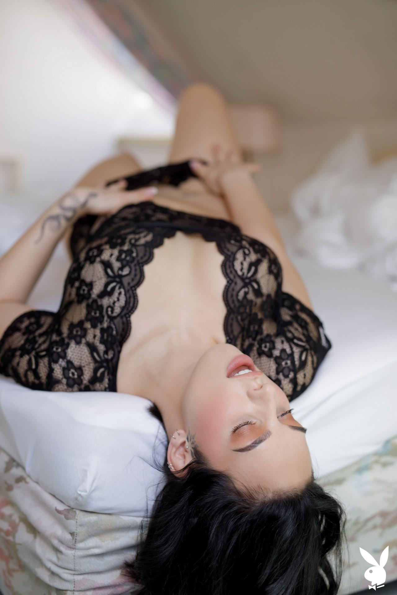 Marisa Ehret In Quiet Confidence Playboy Plus (10)