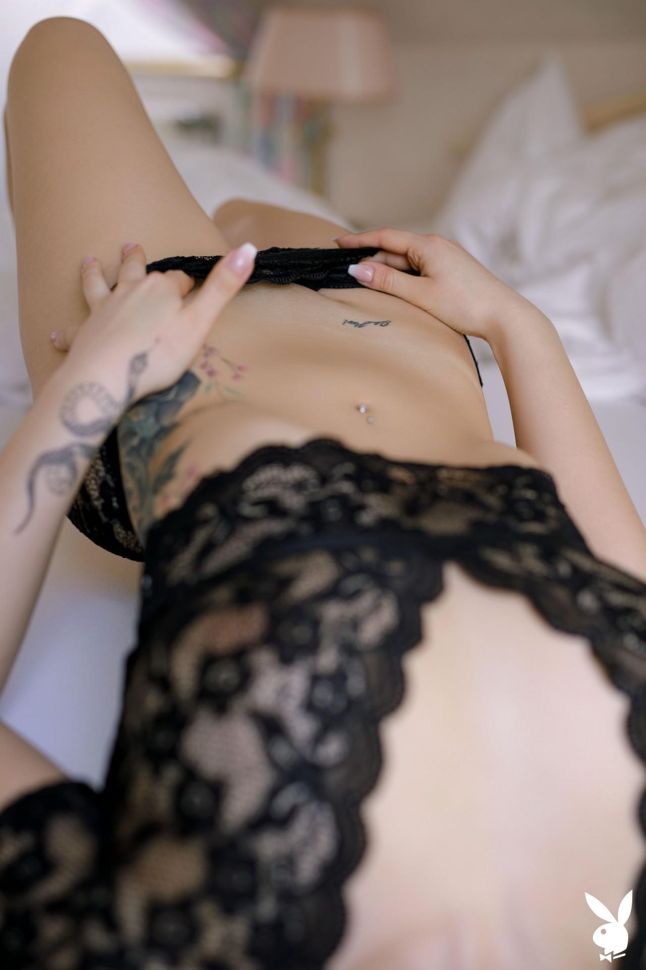 Marisa Ehret In Quiet Confidence Playboy Plus (11)