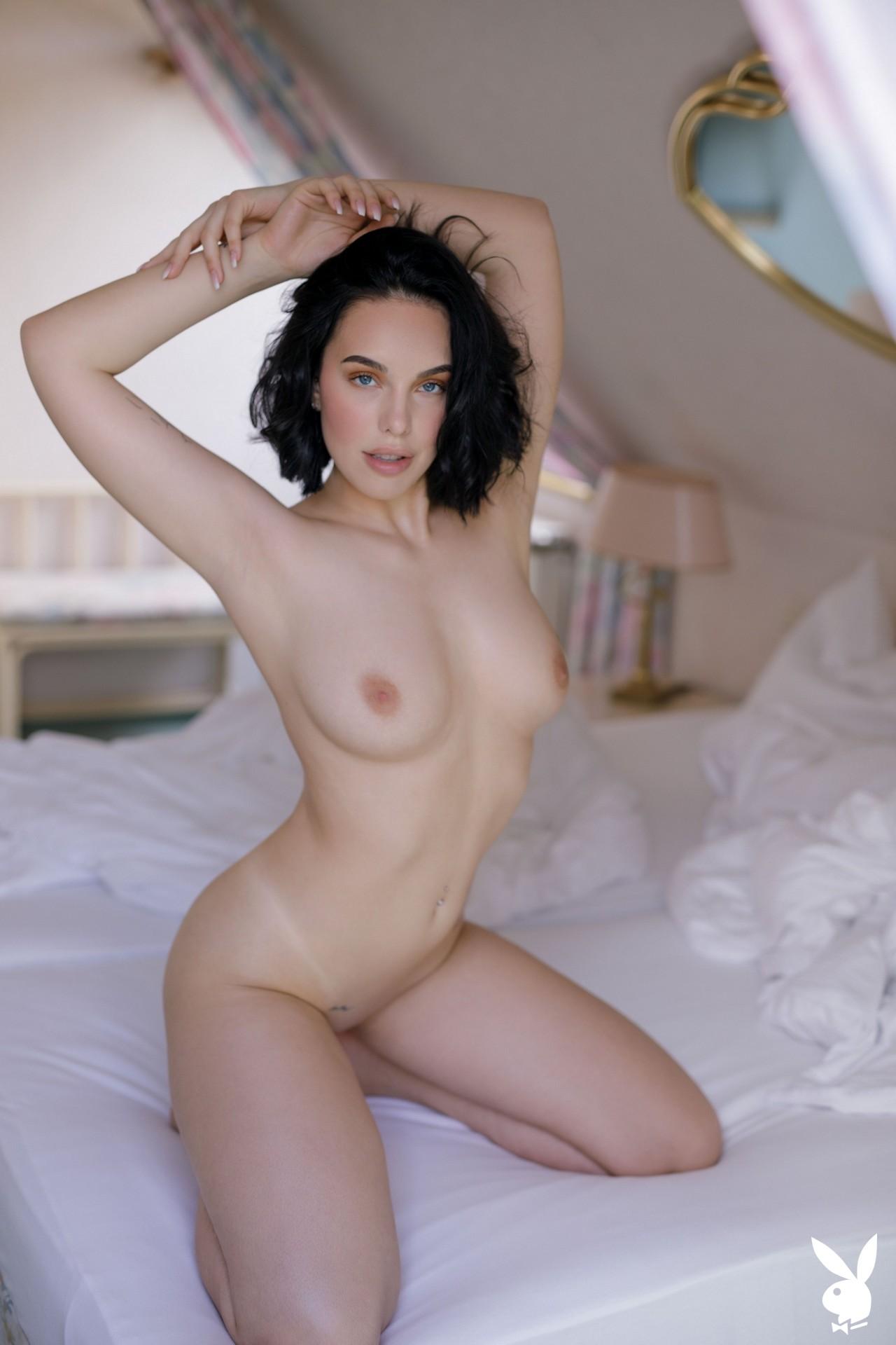 Marisa Ehret In Quiet Confidence Playboy Plus (12)