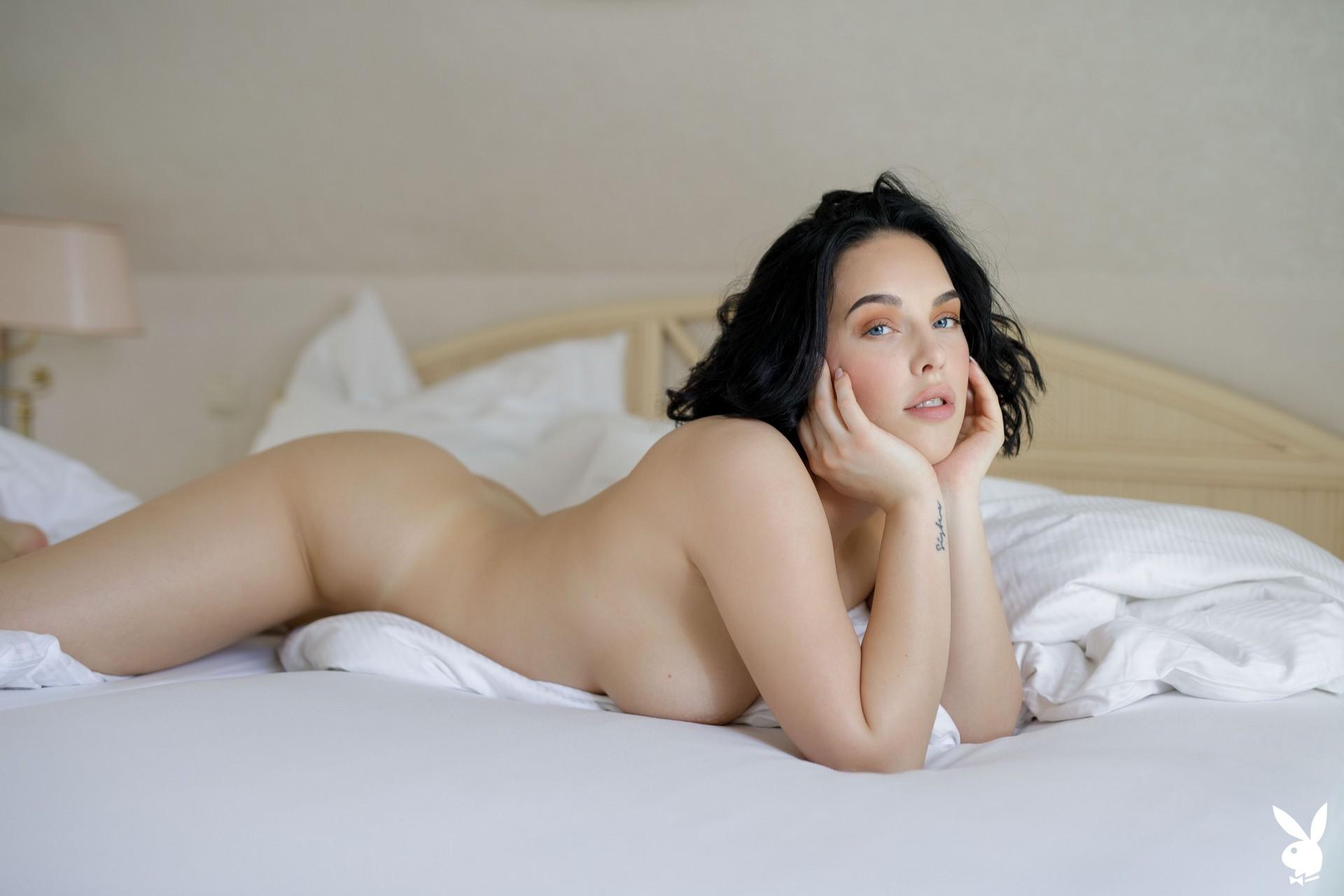 Marisa Ehret In Quiet Confidence Playboy Plus (18)