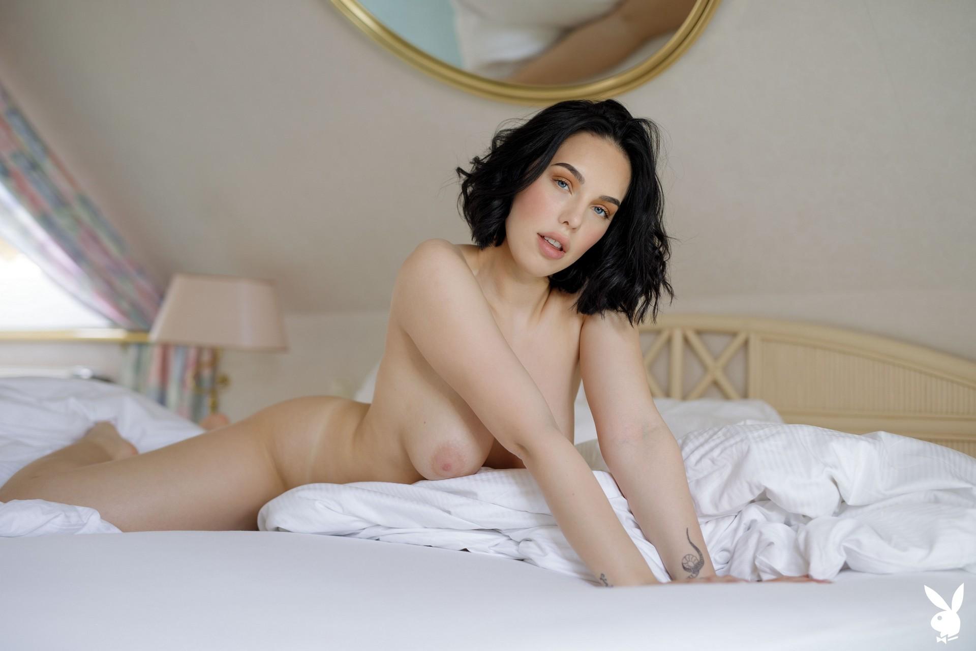 Marisa Ehret In Quiet Confidence Playboy Plus (19)