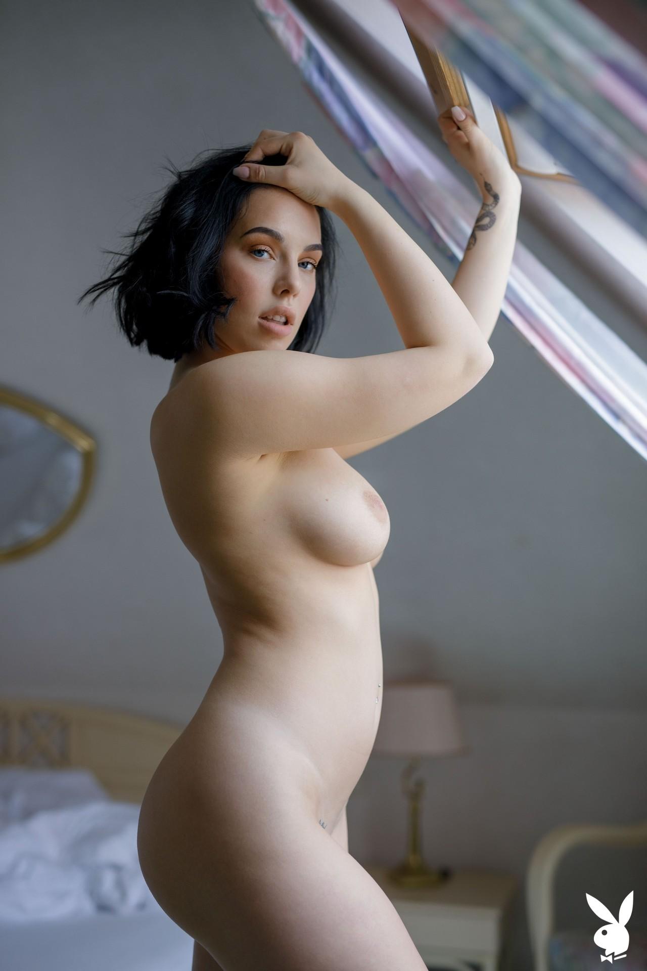 Marisa Ehret In Quiet Confidence Playboy Plus (28)