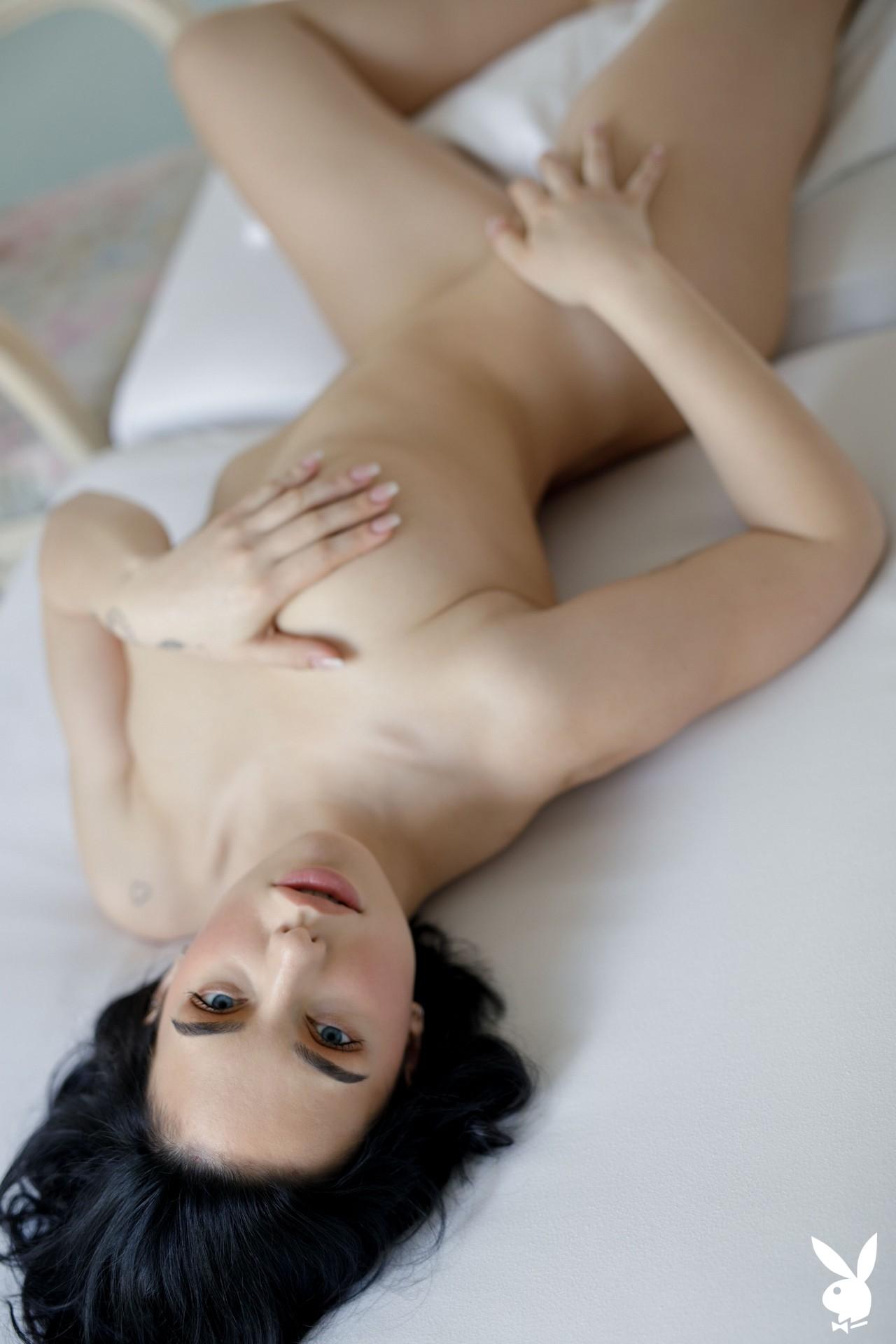 Marisa Ehret In Quiet Confidence Playboy Plus (30)