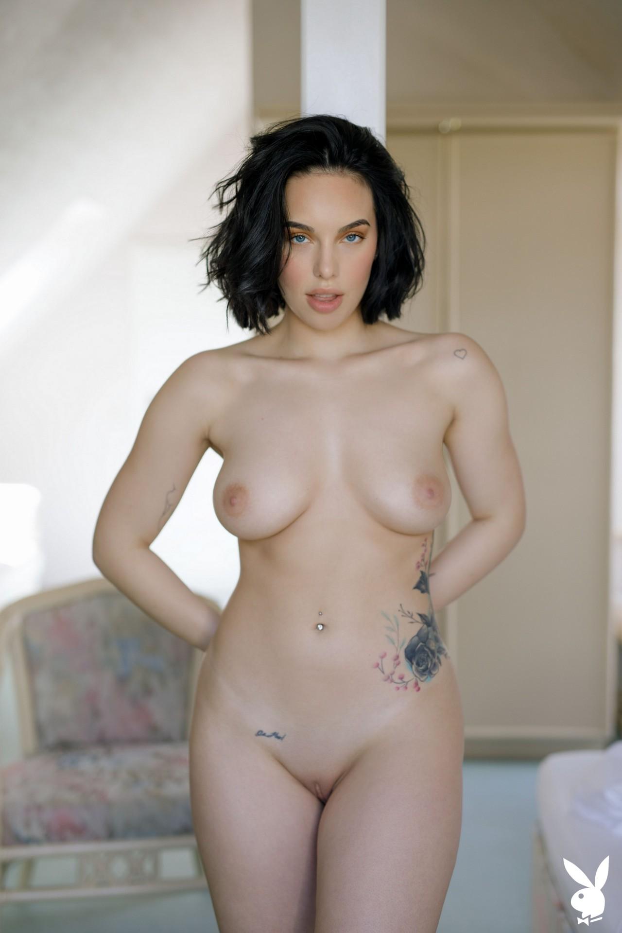 Marisa Ehret In Quiet Confidence Playboy Plus (37)