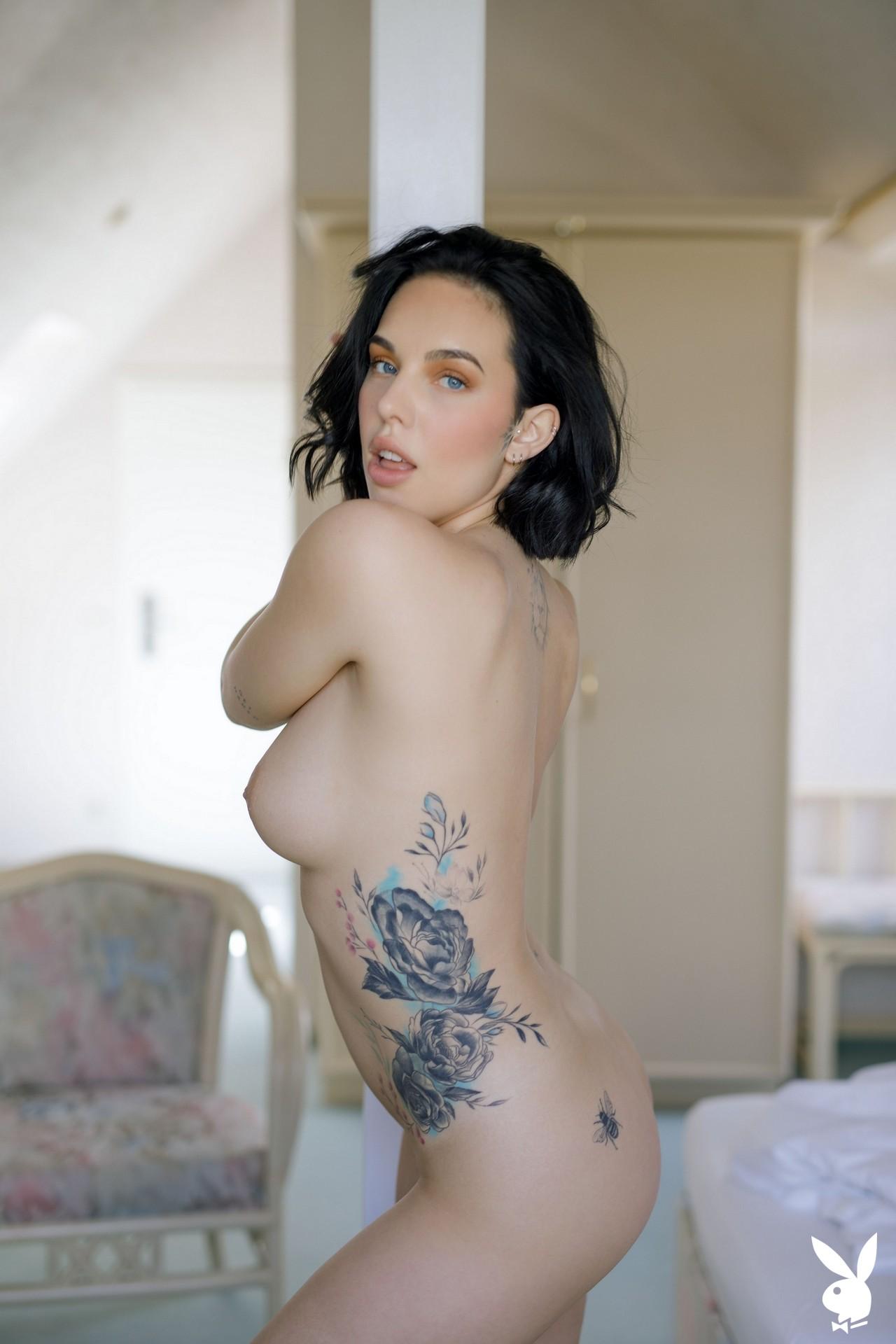 Marisa Ehret In Quiet Confidence Playboy Plus (38)