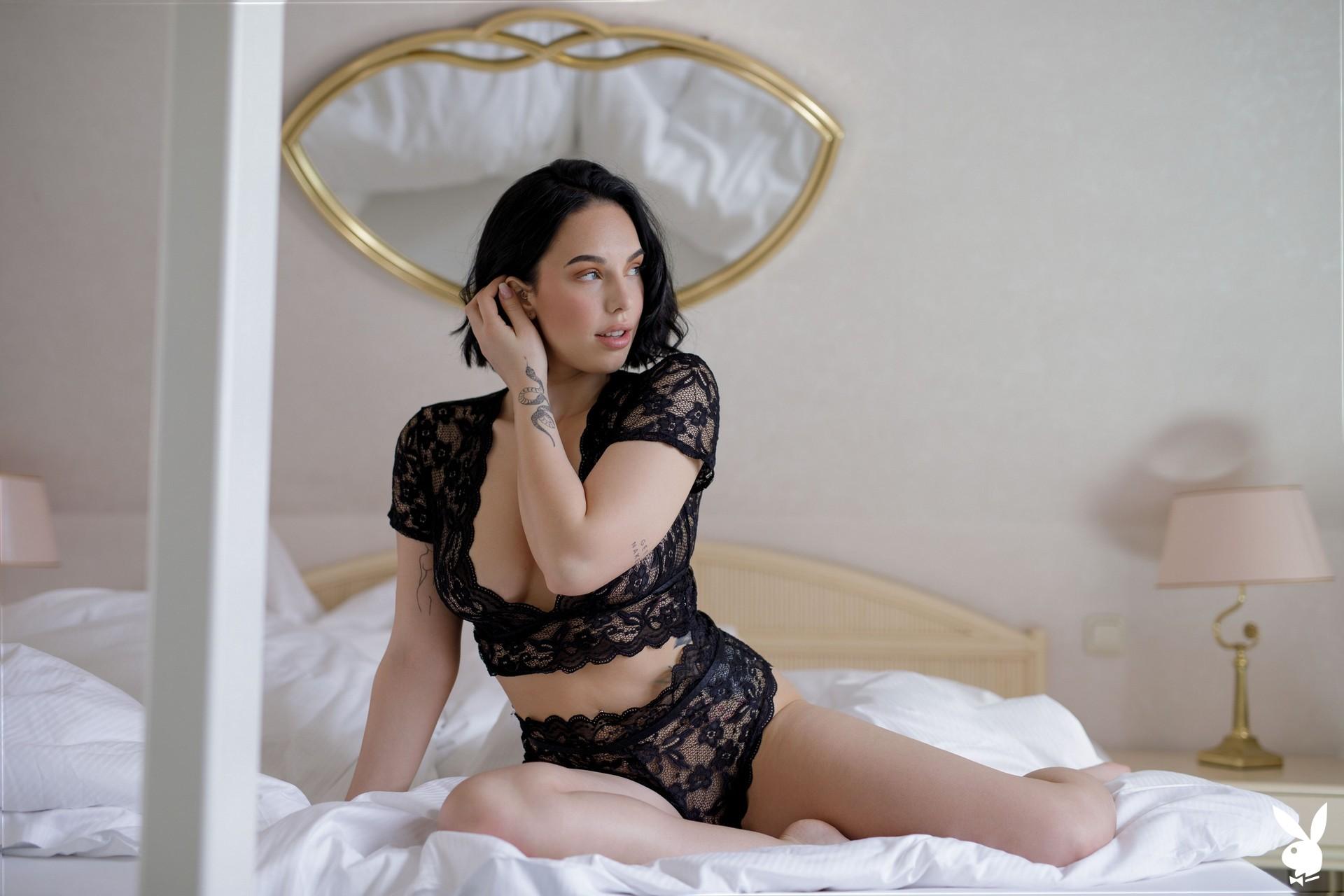 Marisa Ehret In Quiet Confidence Playboy Plus (5)
