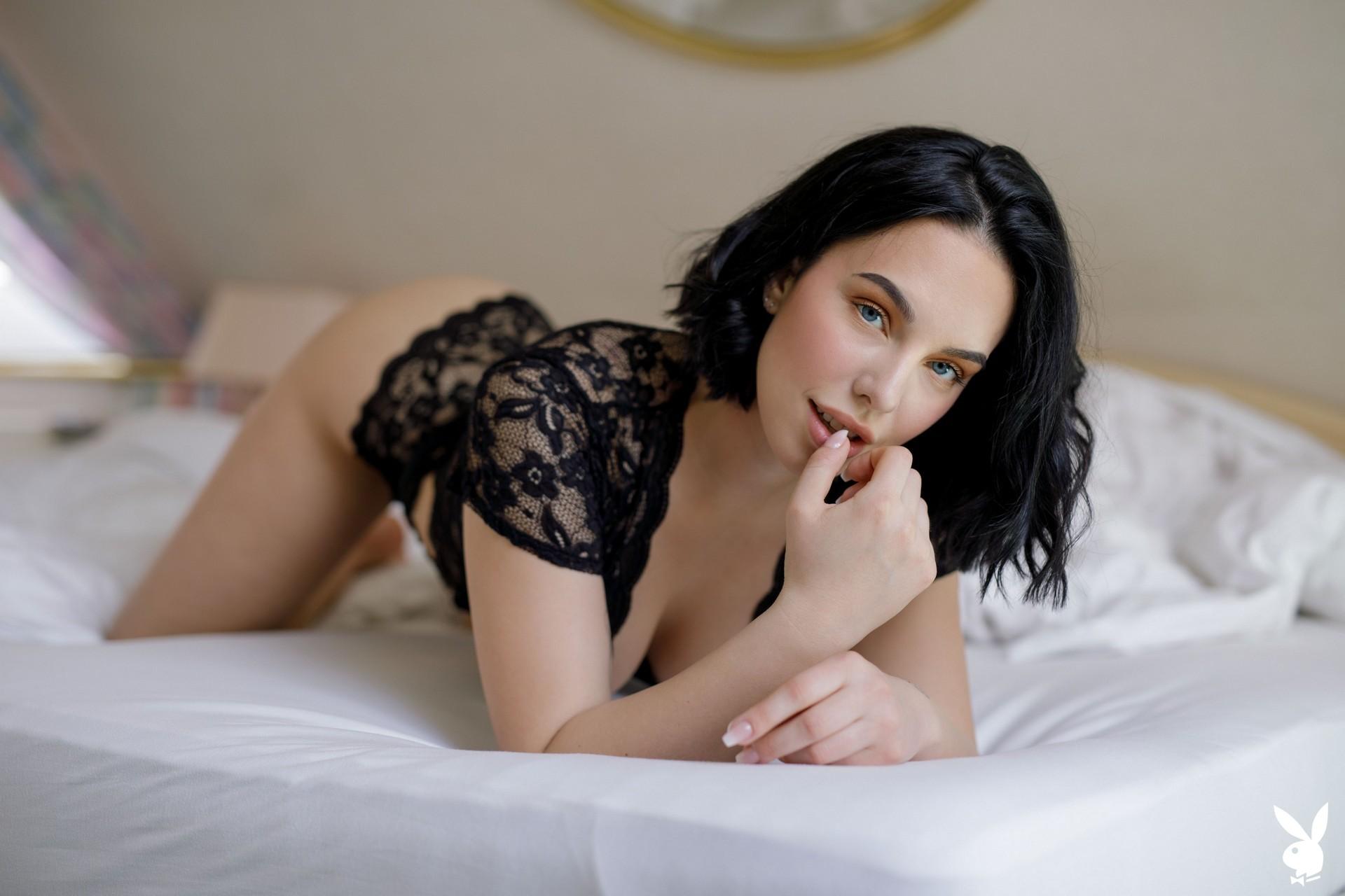 Marisa Ehret In Quiet Confidence Playboy Plus (8)