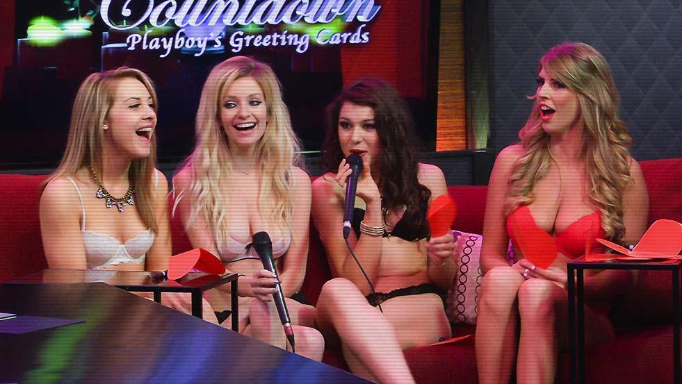 Playboy Morning Show, Season 13, Ep. 621