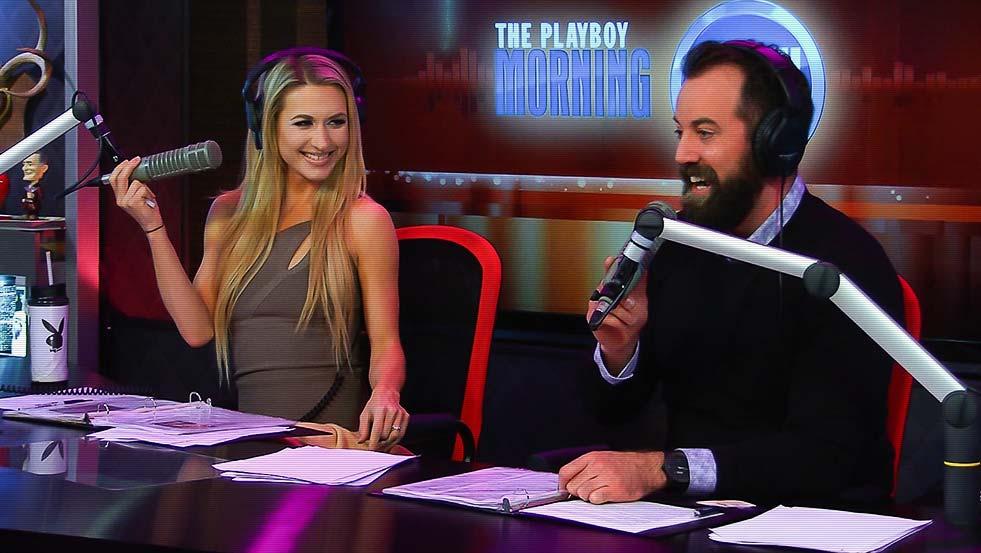Playboy Morning Show, Season 13, Ep. 624