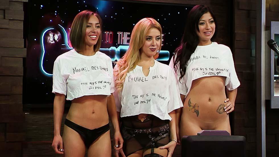 Playboy Morning Show, Season 13, Ep. 627