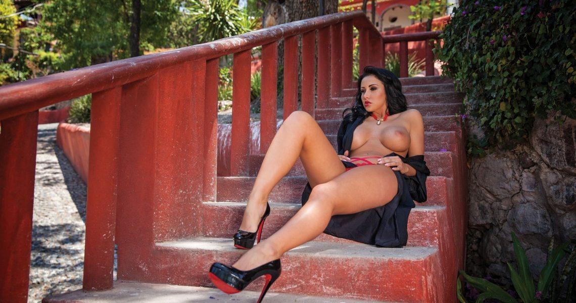 Karolina Vaivada In Playboy Mexico Playboy Plus (3)